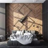 Як зробити декоративну дошку з дерева на стіну? Інструкція по монтажу