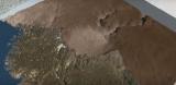 В льодах Гренландії виявили гігантський метеоритний кратер