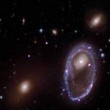 У найближчій до нас галактиці знайшли кільце з чорних дір