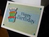 Як зробити листівку бабусі на день народження своїми руками: інструкція. Вітальна листівка