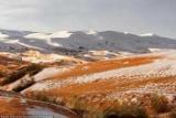 Тепла зима в Європі стала причиною снігу в Цукрі