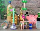 Підсвічник з пляшки: ідеї, поради по виготовленню та оформленню. Новорічні свічники
