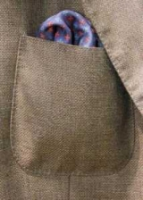 Види кишень в одязі