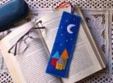 Закладка з фетру для книг своїми руками
