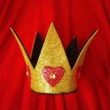 Корона з фоамирана своїми руками